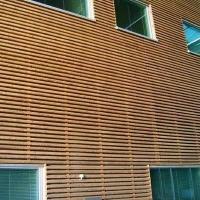 炭化木-不使用任何化学药剂处理的防腐材