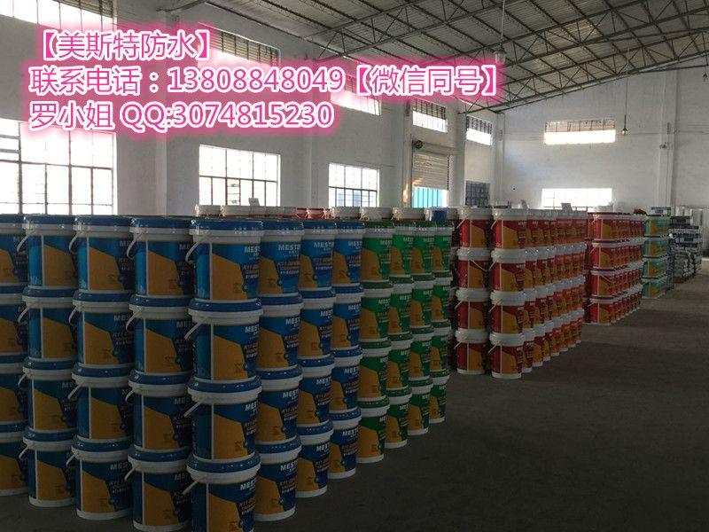 中国广州德一美斯特防水涂料十大品牌生产厂家
