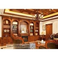 百年致家-实木书柜