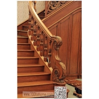 百年致家-实木楼梯