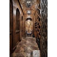 百年致家-实木酒柜