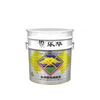 乳胶漆外墙 抗污自洁 防潮易擦洗 乐华水包水罩光清面漆