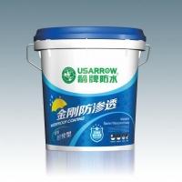 箭牌防水涂料品牌 美国箭牌油漆代理 金刚防水乳液