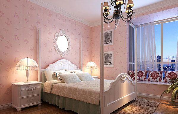 艺术漆卧室装修
