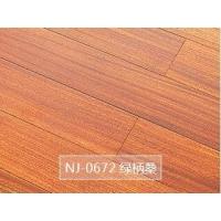 NJ-0672 绿柄桑 多层实木加热地板