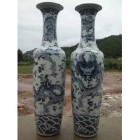 景德镇陶瓷花瓶 摆件花瓶 工艺品陶瓷花瓶