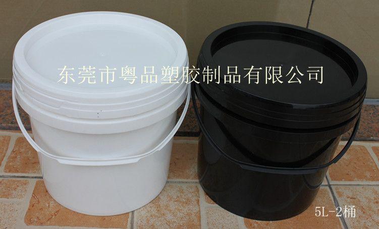 5升易拉密封桶 5公斤黑色光油桶