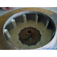 风机蜗壳耐磨陶瓷施工