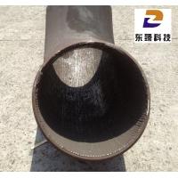 耐磨堆焊双金属复合衬板制作超长寿命堆焊耐磨弯头