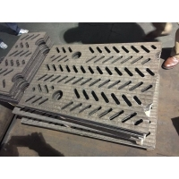 自主知识产权3D等离子熔敷堆焊双金属复合耐磨板