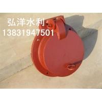 甘肃污水处理DN600铸铁拍门