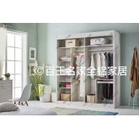 百王名家全铝衣柜 全铝衣柜型材  全铝衣柜配件