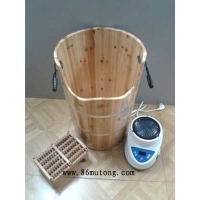 水木乡熏蒸沐足桶  香柏木桶足浴桶