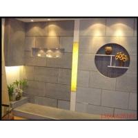 清水混泥土风格木丝饰面板伊格博艺术饰面板木丝水泥板墙面装修
