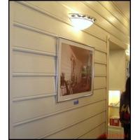 绿活企口木纹板品牌装饰板环保新型建筑材料外墙水泥木纹挂板