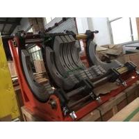 大型PE管热熔对接焊机