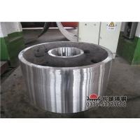 回转窑托轮,耐磨托轮,长城铸钢大型铸钢件