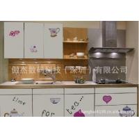 打印加工厨房陶瓷面板印刷 瓷砖uv打印瓷砖精美浮雕制作