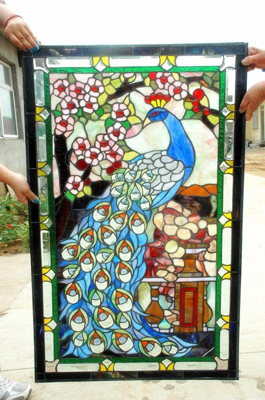 来图来样 彩绘玻璃 家居衣柜UV喷绘 人物多元素彩印玻璃