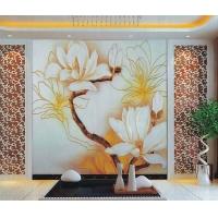 玻璃UV打印 艺术玻璃/艺术彩绘玻璃/断隔彩绘玻璃