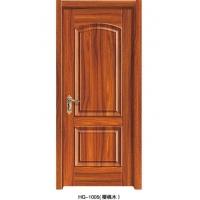 供应皇工生态门,环保,隔音室内门,强化烤漆门
