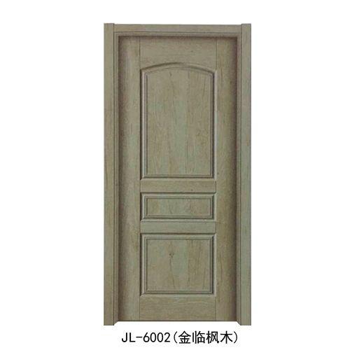 金临门业-韩式拼接门系列JL-6002(金临枫木)