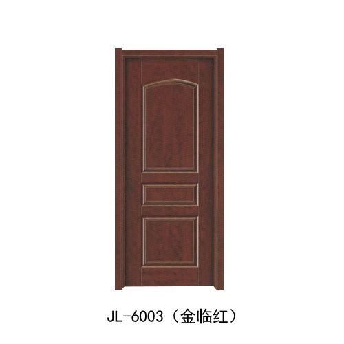 金临门业-韩式拼接门系列JL-6003(金临红)