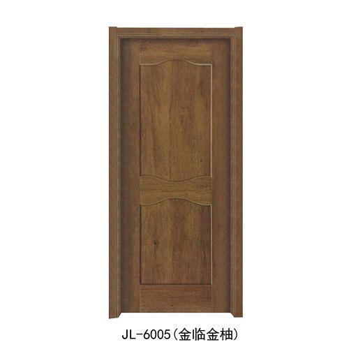 金临门业-韩式拼接门系列JL-6005(金临金柚)