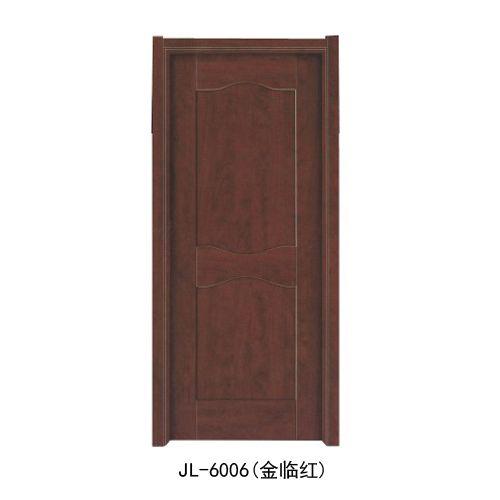 金临门业-韩式拼接门系列JL-6006(金临红)