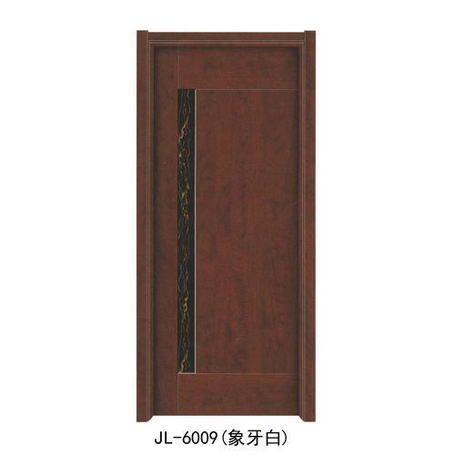 金临门业-韩式拼接门系列JL-6009(象牙白)