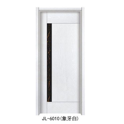 金临门业-韩式拼接门系列JL-6010(象牙白)