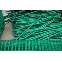 供应贵州双边丝护栏网  山坡护栏网