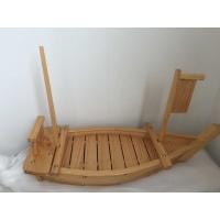 竹制寿司船,出口日本优质寿司台