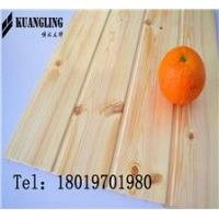 防腐木樟子松免漆桑拿板护墙板实木板材装饰墙板实木阳台吊顶扣板