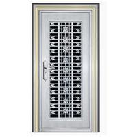 不銹鋼無縫門 RG-2274啞光拉絲