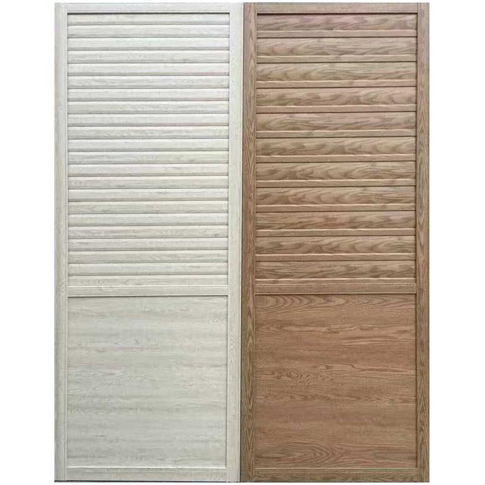 实木衣柜门批发-英皇至尊实木衣柜门厂
