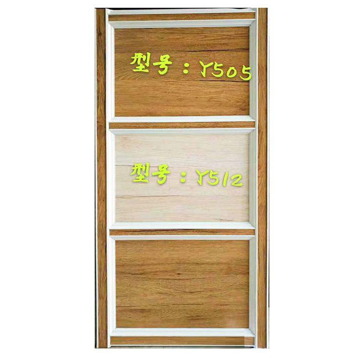 实木衣柜门生产-英皇至尊实木衣柜门厂