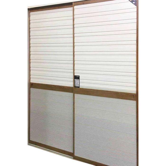 实木衣柜门生产厂家-英皇至尊实木衣柜门厂
