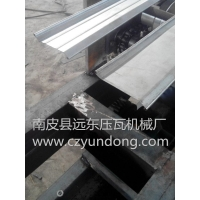 金属冷弯压型设备定做 根据顾客要求定制压型设备