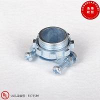 东莞厂家美标金属软管接头,锌合金UL软管接头
