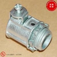 东莞厂家直销UL金属软管接头 UL514B接头UL接头S11