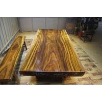 奥坎大板 绿心檀 实木 红木 家具