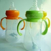婴儿硅胶奶瓶_全硅胶奶瓶