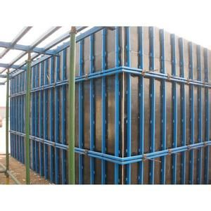 建筑木工支模结构图片