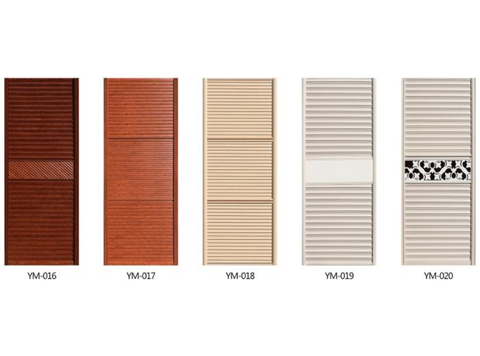 歐格佐尼-常用門板定制系列 衣柜門