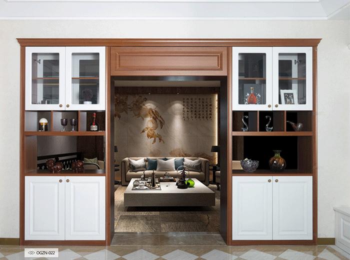 欧格佐尼-金典简洁鞋柜系列