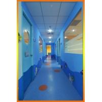 洁福 PVC塑胶地板橡胶地板室内外地板河南塑胶地板