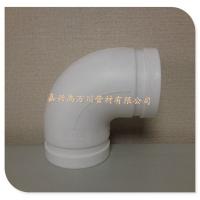 沟槽式HDPE静音弯头