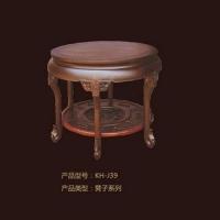 康华-实木家具系列凳子KH-J39