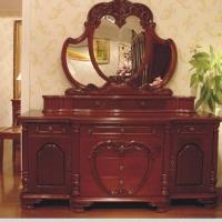 康华-实木家具系列卧室KH-J55